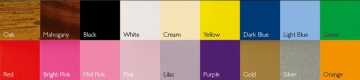 Artiste Colour Choice