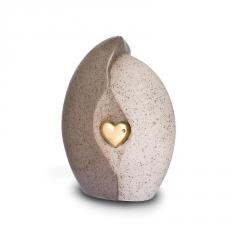 Ceramic Sandstone Heart - £195