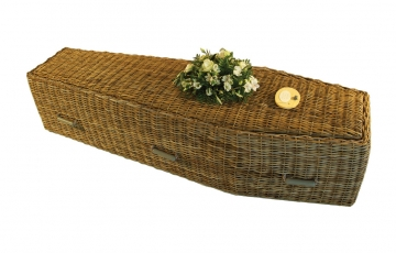 Natural Wicker Traditional - £725