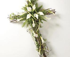 Crosses Calla Lilly - £195