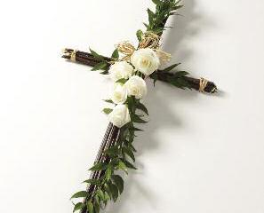 Crosses Contemporary Rose - £60