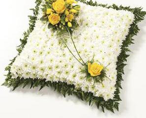 Cushion Pillow Classic White - £120