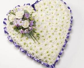 Hearts Elegant White - £105