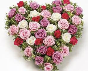 Hearts Rose - £145