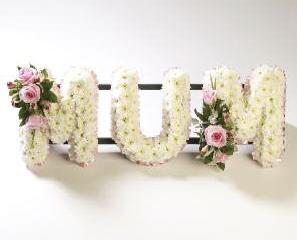Letters Mum - £140