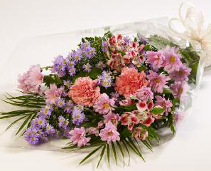 Sheaves Flower Bouquet from £25