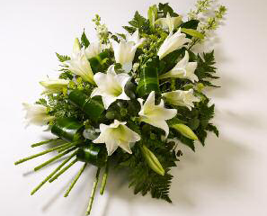 Sprays White Lilly from £70