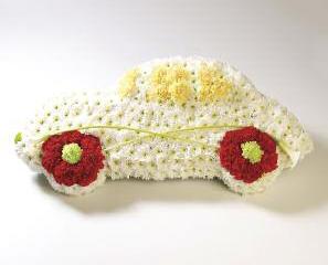 Tributes Car - £200