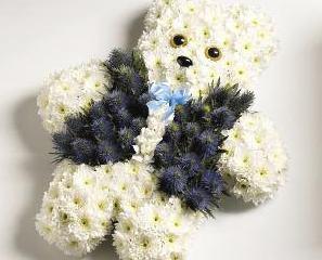 Tributes Teddy Bear - £95