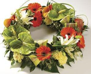 Wreathes - Exotic - £95