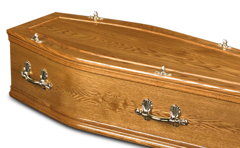 JW Binks Traditional Coffin Range