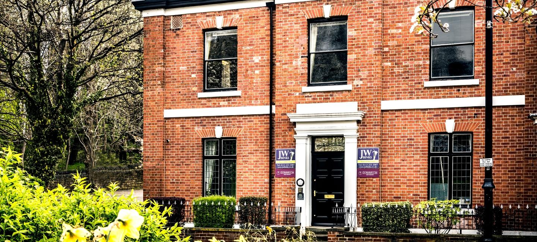 JW Binks Funeral Park House  Morley, West Yorkshire